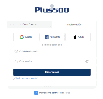 Webtrader Plus 500